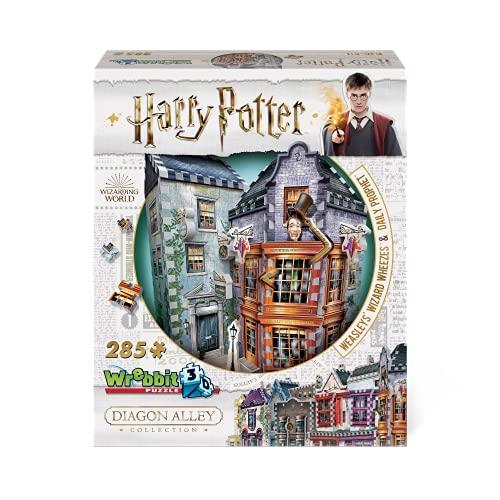 Branpresto- Tienda de Sortilegios Weasley y Oficina del Diario El Profeta Juguetes,...