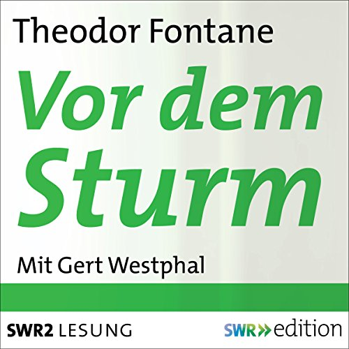 Vor dem Sturm audiobook cover art