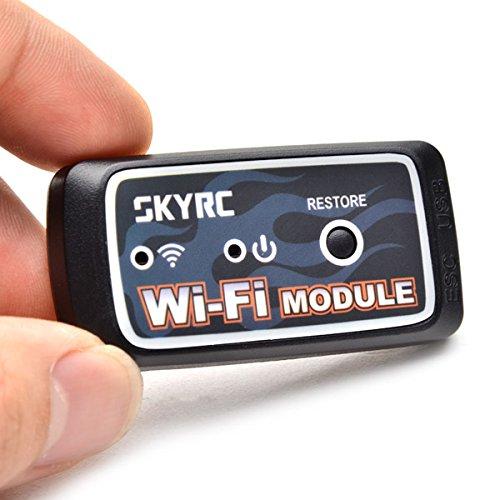 Bluelover SKYRC SK-600075 Módulo WiFi Compatible con el Original de Imax B6 Mini V2 B6AC