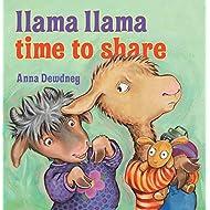 Llama Llama Time to Share
