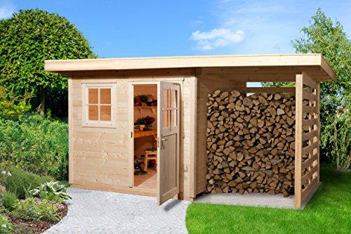 Weka Gartenhaus 170 Größe 1 mit...