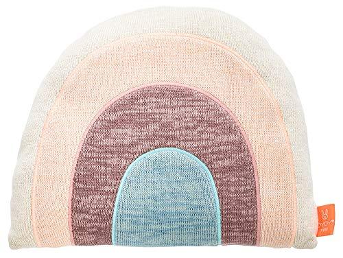 OYOY - Kissen - Regenbogen - Large - Baumwolle - H28,5 x B11 x L40 cm