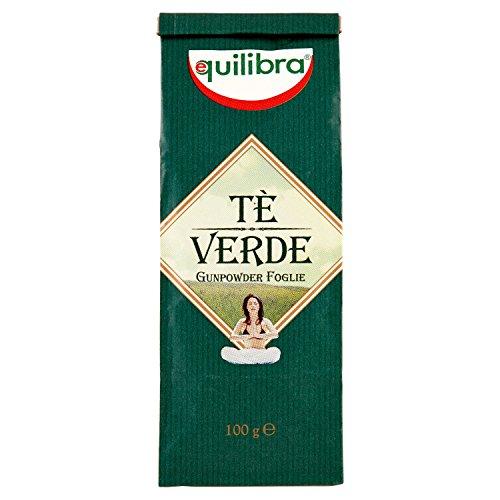Equilibra Tè Verde in Foglie, 100g