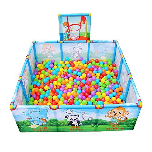 Yuany Baby Zaun Indoor Zaun Kinderspielplatz im Freien gesund und geschmacklos