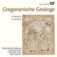 Various: Gregorianische Gesang
