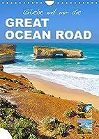 Erlebe mit mir die Great Ocean Road (Wandkalender 2022 DIN A4 hoch): Eine der schoensten Strassen der Welt. (Monatskalender, 14 Seiten )