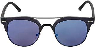 Xiao Jian-メンズサマーブルー反射シンプルサングラスサングラスサングラス