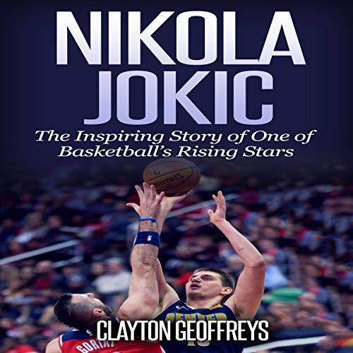 Nikola Jokic audiobook cover art