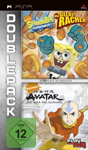 Avatar & SpongeBob Schwammkopf - Der gelbe Rächer (Doppelpack)