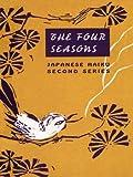The Four Seasons: Japanese Haiku (Peter Pauper Press Vintage Editions) (English Edition)