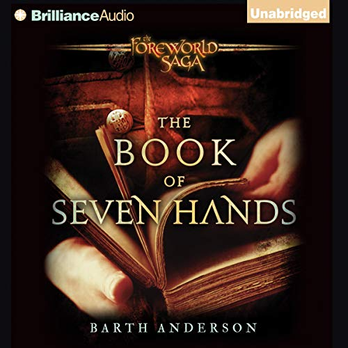 The Book of Seven Hands cover art