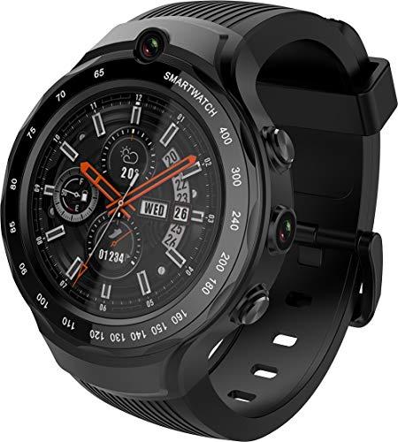 Horloges smartwatch, fitness armband tracker volledig touchscreen horloge waterdicht smart watch met stappenteller, hartslagmeter stopwatch voor dames kinderen sporthorloge voor iOS en Android