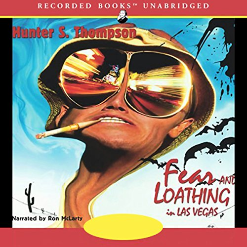 Page de couverture de Fear and Loathing in Las Vegas
