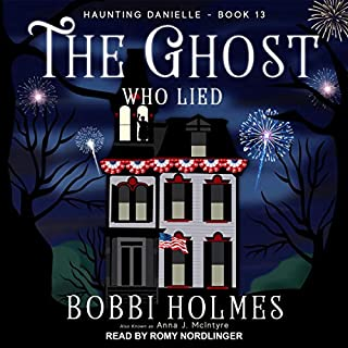 The Ghost Who Lied cover art