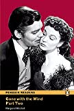 Gone with the Wind CD Part Two (Book &  CD) (Penguin Readers Simplified Text)
