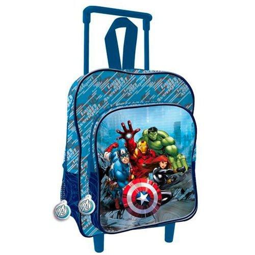 Avengers Sac à dos trolley pour l'école maternelle et crèche NOUVEAUTE 2016-2017