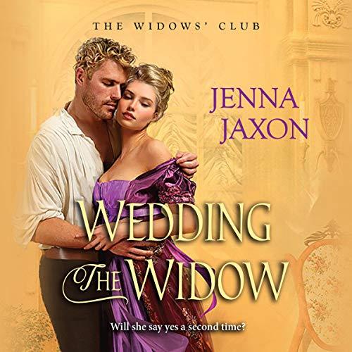 Wedding the Widow cover art