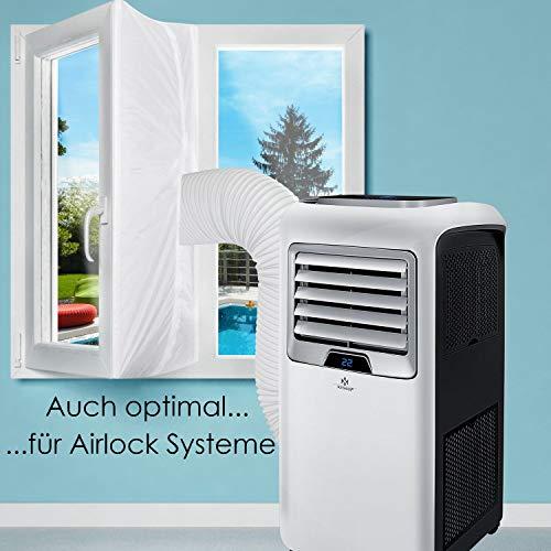 Mobiles Klimagerät mit Fernbedienung und Timer kaufen  Bild 1*