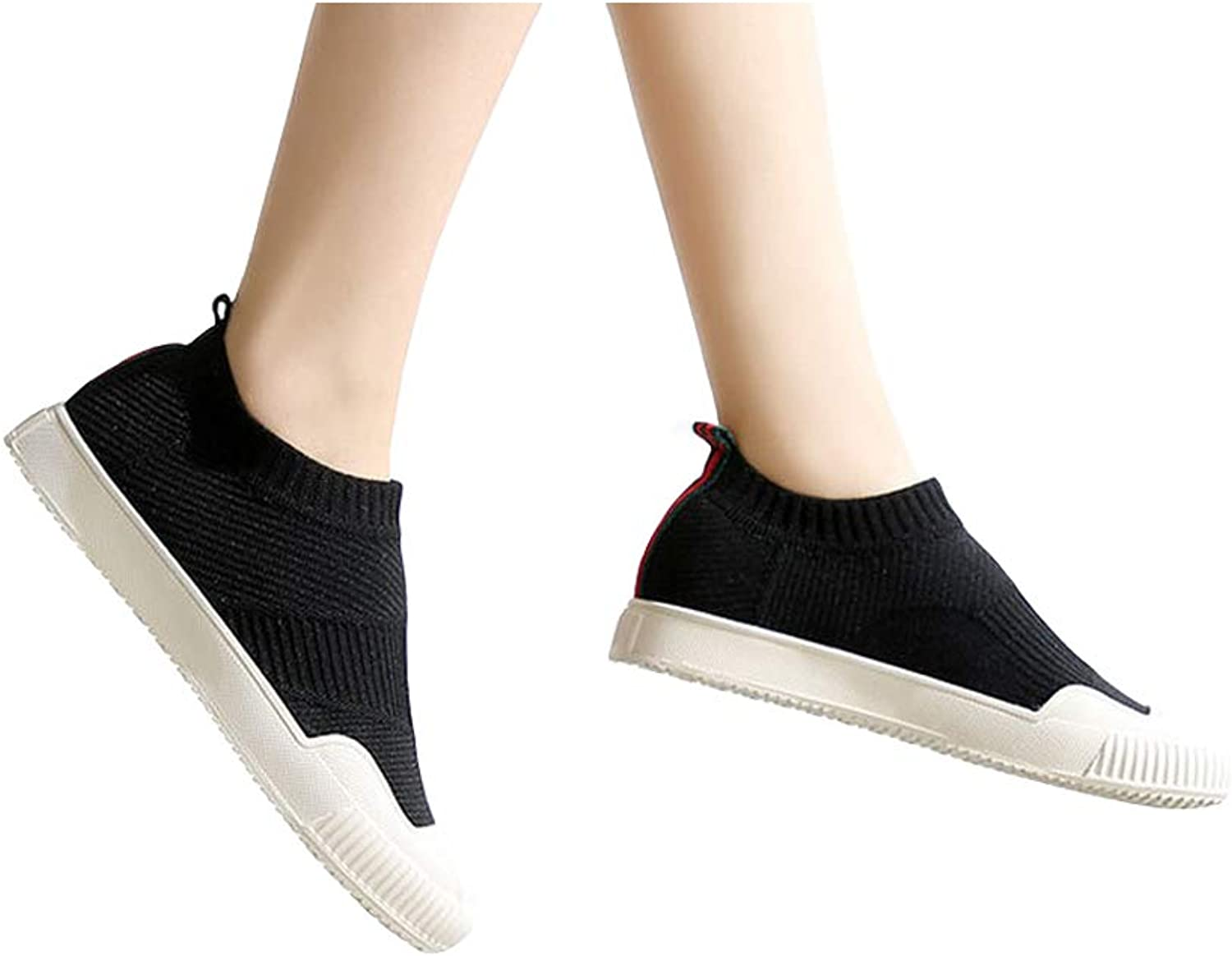 KRWTY Women's Sports and Leisure Fashion shoes Running shoes Student shoes Workout Comfort Sneakers