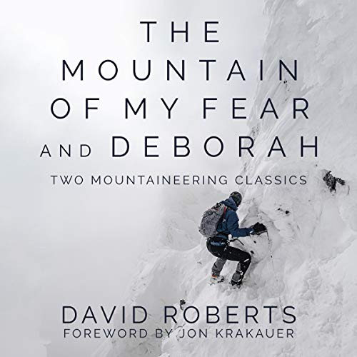 The Mountain of My Fear and Deborah cover art