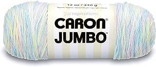 Caron Jumbo Yarn Baby Rainbow