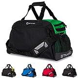 Stanno Sporttasche mit Handyfach und viel Volumen | Trainingstasche für Erwachsene und Kinder- Perfekt geeignet als Fussballtasche und Fitnesstasche