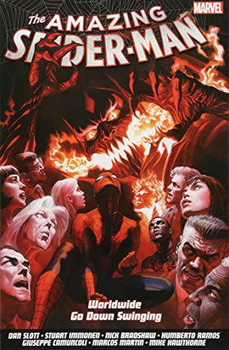 Amazing Spider-Man: Worldwide Vol. 9 , Go Down Swinging