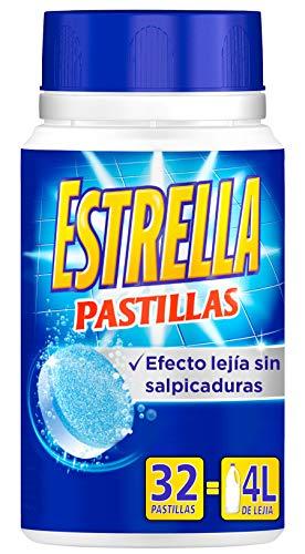 Estrella Pastillas, Efecto Lejía, 32 uds