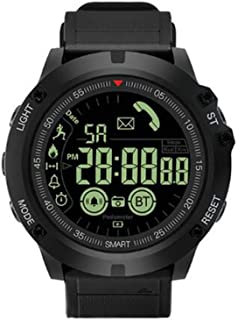 XNNDD Smart Watch Hombres y Mujeres Impermeables Smart Fitness Deportes Paso Luminoso Reloj Luminoso Recordatorio Inteligente