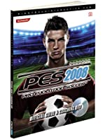 Pro Evolution Soccer 2008 - Official Guide and DVD de Piggyback
