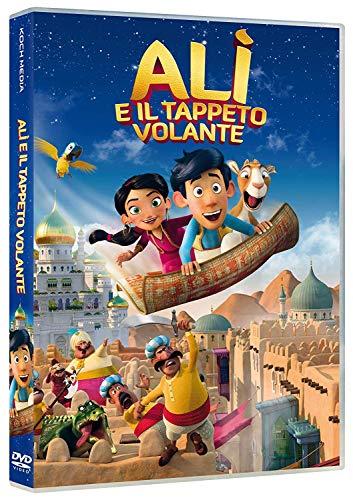 Alì E Il Tappeto Volante  ( DVD)
