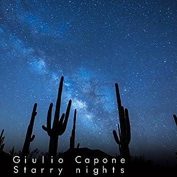 Starry Nights (Relax Piano Music)