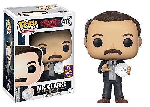 Comprar juego de mesa: Figura Vinyl Pop! Stranger Things Mr. Clarke SDCC 2017 Exclusive
