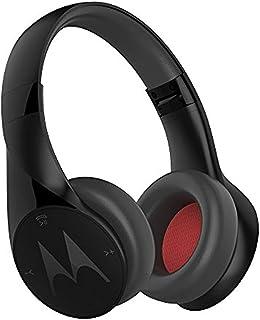 Fone de Ouvido Bluetooth Pulse Escape com Microfone e Controles Touch, Motorola, Preto