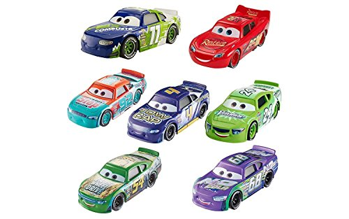 Disney and Pixar Cars Movie Die-cast Character Vehicles, Miniature, Collectible Racecar Automobile Toys Based on Cars Movies, For Kids Age 3 and Older