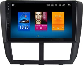 Dasaita Android 8.0 Car Stereo for Subaru Forester Stereo 2008 2009 2010 2011 2012 Head Unit in-Dash Octa Core 4GB RAM 32GB GPS Navigation (Free 8G Card&Update)