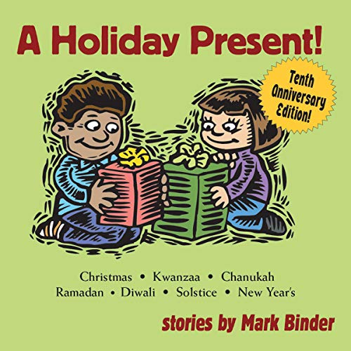 A Holiday Present cover art