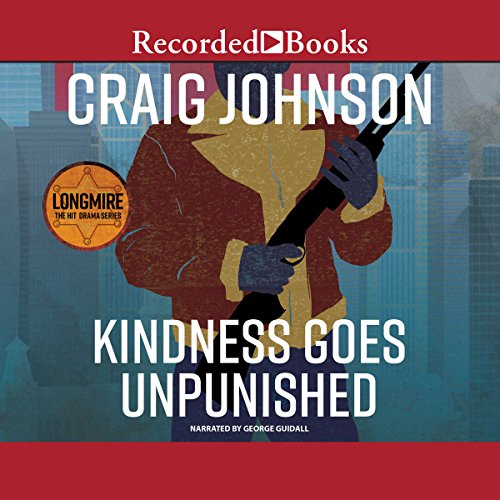 Kindness Goes Unpunished audiobook cover art