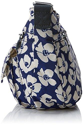 Kipling womens K13163 Cross-Body Bag, Multicolour (Bold Flower), 31 x 22 x 12.5 cm