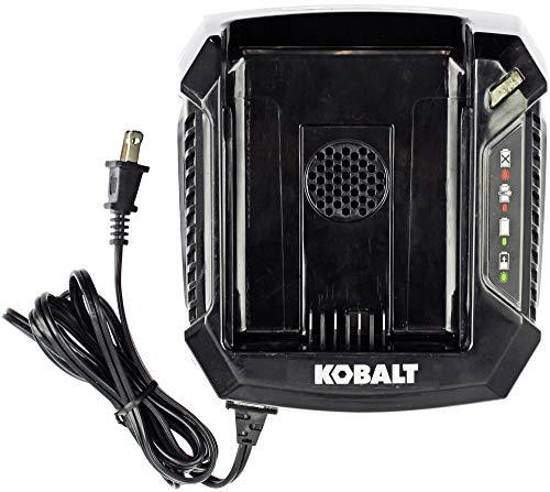 Kobalt KRC 30-06 80v Max Lithium - Ion Battery Charger