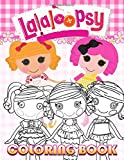 Lalaloopsy Coloring Book: Lalaloopsy Beautiful Simple Designs Coloring Books For Kids And Adults