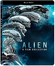 ALIEN 6-Film Collection, Zavvi exklusiv Steelbook, Regionfree