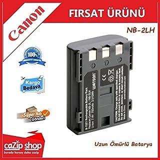 Canon NB-2LH NB2LH İçin Batarya