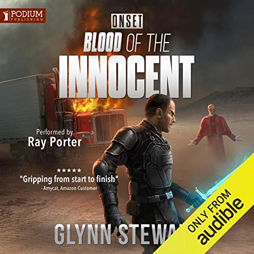 Blood of the Innocent cover art