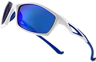 SUNGAIT Men's Sports Polarized Sunglasses Cycling Driving Fishing 100% UV Protection