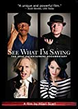 See What I'm Saying: The Deaf Entertainers Documentary POSTER Movie (11 x 17 Inches - 28cm x 44cm) (2008)