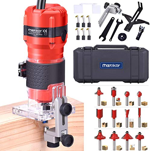 Mootikar Compact Wood Palm Router Tool...