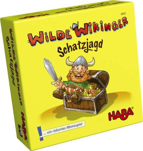 HABA 4955 - Wilde Wikinger - Schatzjagd