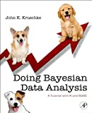 Doing Bayesian Data Analysis: A Tutorial Introduction with R (English Edition)