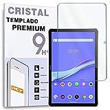 REY Protector de Pantalla para Huawei MEDIAPAD M6 10 (10.8'), Cristal Vidrio Templado Premium, Táblet